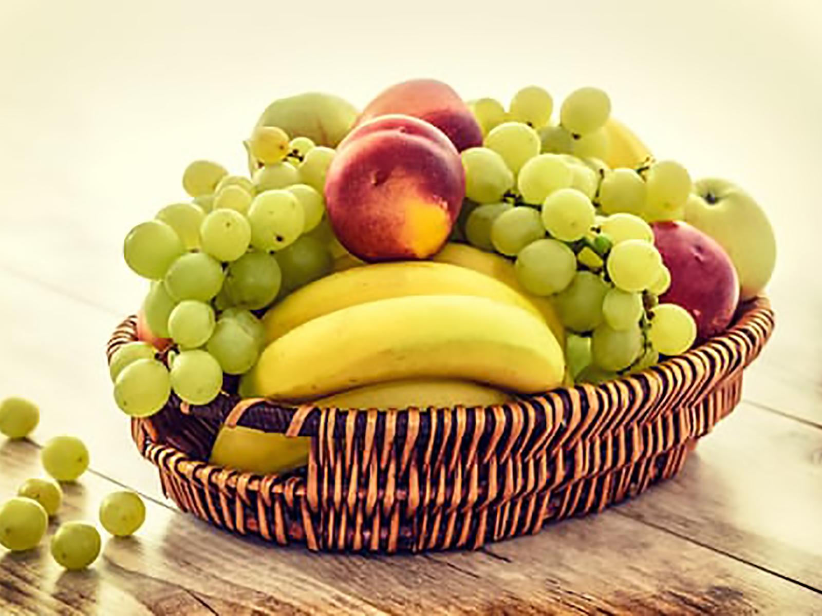 Dehydrating Fruit